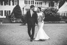 A gorgeous estate wedding in Connecticut.  Photographed by Hudson River Photographer.