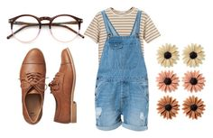 """""""troublemaker"""" by kittykats146 ❤ liked on Polyvore featuring Chicnova Fashion, Gap, Zara, mae and Wildfox"""
