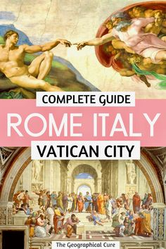 Ancient Ruins, Ancient Rome, Bernini Sculpture, Museum Guide, Rome Itinerary, Day Trips From Rome, Sistine Chapel, Rome Travel, Famous Art