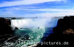 Europa-Reisen: Niagara Falls Canada