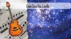 Partitura y Tablatura Como Llora Una Estrella Guitarra Acústica