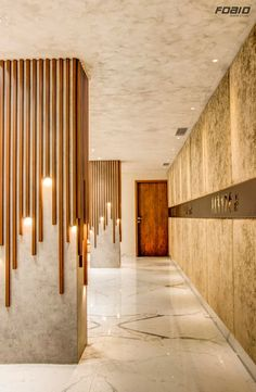 New wall design hotel lobby interiors 53 Ideas Design Hotel, Design Entrée, Design Ideas, Interior Design Minimalist, Home Interior Design, Exterior Design, Architecture Interior Design, Interior Lighting Design, Interior Design Presentation