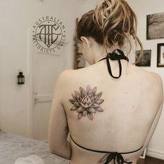 "36 Likes, 1 Comments - VAMP BODY ART (@vampbodyart) on Instagram: ""Moonflower/ Lotus combo • The best of both worlds • Tattooed by  @roxtattoo  #moonflower #lotus…"""