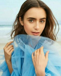 Lily Collins :)