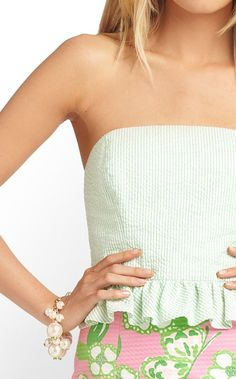 Cant wait to see pics of @Charlotte Willner Brakmann rocking this dress at Carolina Cup !! So cute