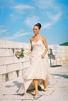 Croatian Island #wedding