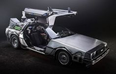 """If the Chicago Cubs win the World Series in 2015 (we know, we know), one lucky fan could have the chance to own the actual DeLorean time machine that was featured in the film """"Back to the Future II.""""  In that movie, the Cubs were crowned world champions in 2015. According to ABC News, the Volo Aut"""