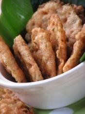 Recipe Codfish Fritter Mix,/Bacalaitos Puerto Rico..great recipe for lent dinner