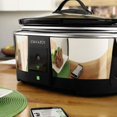 An Amazing Smart Slow Cooker With Multiple Features