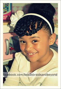 Brilliant Girl Hair Little Girl Hairstyles And Braids On Pinterest Short Hairstyles Gunalazisus