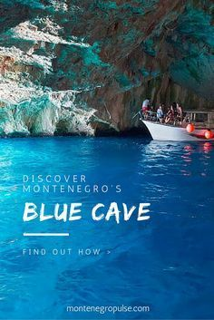 The Blue Cave is one of Montenegro's top attractions. It's a small cave that you can only get to by boat and it's famous for its iridescent blue that makes the whole cave glow. Find out about the cave and where to find a tour here.