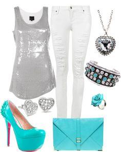 """""""Night Out #18"""" by crc-clothing ❤ liked on Polyvore"""