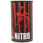 Animal Nitro (30 Packs) - Ajuda no aumento da massa muscular magra. Poderoso anti-catabólico. Combinação perfeita de aminoácidos essenciais a musculatura.