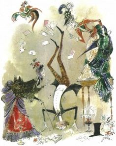 Mr Drops and his Corpse, illustr. J.M.Szancer