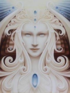 """The Sapphire Queen - 2011"" A. Andrew Gonzalez"