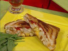 Recetas | Sándwiches sellados de pollo | Utilisima.com