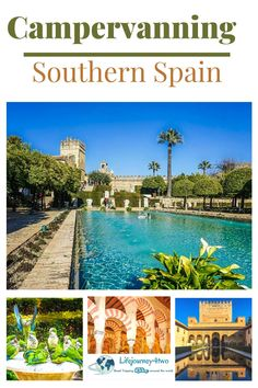 This detailed guide has everything you need to know for a Southern Spain Road Trip. Includes, interactive map, campervan stops, amazing places to visit and Spain Road Trip, Road Trip Map, Road Trips, Europe Travel Tips, Spain Travel, Travel Plan, Beautiful Places To Visit, Cool Places To Visit, Winter Destinations