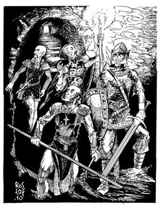 Dungeon Crawl Classics - Jim Roslof