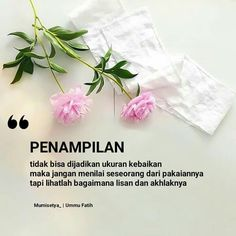 Betul banget 👍 Islamic Love Quotes, Islamic Inspirational Quotes, Arabic Quotes, Reminder Quotes, Self Reminder, Words Quotes, Hijab Quotes, Muslim Quotes, Daily Quotes