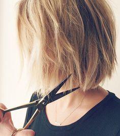 The cut heard around the world: Lauren Conrad's choppy bob