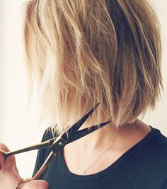 The cut heard around the world: Lauren Conrad's choppy bob