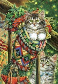 casi en Navidad, ilustración de Donna Race