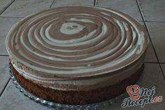 Fantastický raffaello krém do různých dezertů Garden Pots, Nutella, Rum, Cheesecake, Food And Drink, Baking, Cukor, Mascarpone, Garden Planters