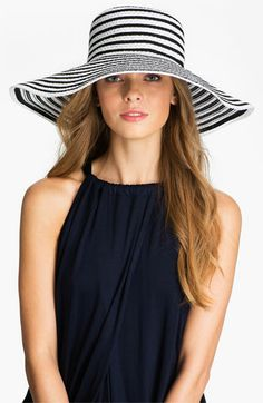 Eric Javits 'GG Dame II' Packable Sun Hat available at Nordstrom