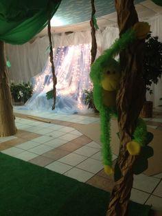 VBS 2013 jungle theme!