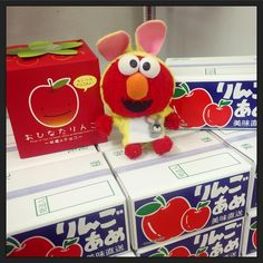 #elmo #エルモ #sesamestreet #セサミストリート #セサミ  #クッキーモンスター #yummy #eat #cookiemonster #bigbird #bert #ernie #zoe #grover #moppy #usj #kawaii #cute #lovely #japan #tokyo #travel #엘모 #happy #hongkong #apple ���� http://tipsrazzi.com/ipost/1507981556240423421/?code=BTtbTxbjRn9