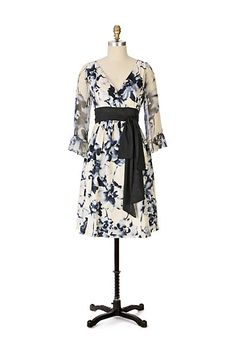 Ink Wash Dress by Viola