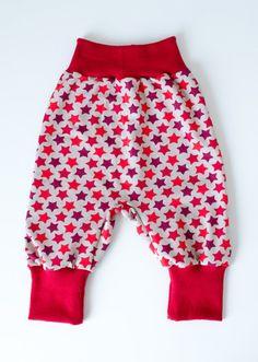 Pantalon sarouel pour bébé, ultra confortable, l'idéal pour les petits ! Il est réalisé en jersey et offre ainsi une totale liberté de mouvement au bébé. Il peut être po - 15675025