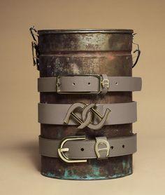 Find your favorite belt at Aigner.  #Aigner #Aignermunich #fw2014