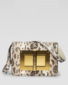 Medium Anaconda Natalia Bag by Tom Ford at Bergdorf Goodman. New Tom Ford  Accessories. Beth Adelson · Lust List 6fb6a6a19a