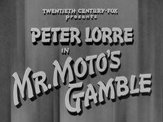 Mr. Moto's Gamble 1938 movie title
