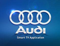 """查看此 @Behance 项目:""""AUDI Smart TV App Design""""https://www.behance.net/gallery/17215489/AUDI-Smart-TV-App-Design"""