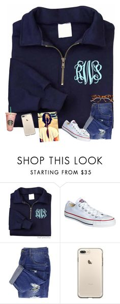 """Tag in description!!"" by emily-wollan ❤ liked on Polyvore featuring Converse and EyeBuyDirect.com"
