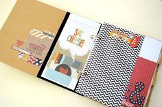 Simple Stories Say Cheese SN@P! Binder Class Kit - Scrapbook.com