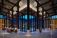 Wilson Associates, Ranked #3. Project: Hyatt Regency Chongming. Location: Shanghai, China.