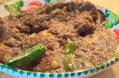 Traditional Bengali Lamb Curry