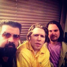 Rob, Adam, and Tim