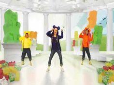Just Dance Kids 2 - The Gummy Bear Song (Wii Rip)-so weird but my students love it.  Brain Break!
