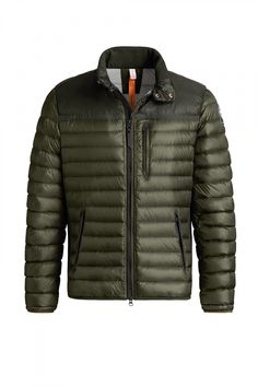 Parajumpers Ryan grey green jacket | Stay classy my friends | Pinterest | Navy jacket