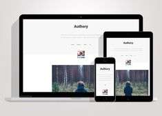Authory - Basic Tumblr Theme  @creativework247