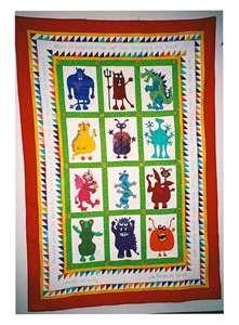 monster quilt :))))