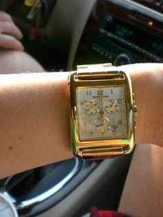 Love my new Micheal Kors watch!