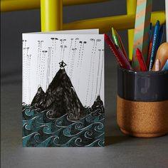 Folk tale greeting card