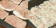 Ez a burgonya attól nagyon finom és laktató, hogy hús is kell hozzá, mégpedig bőségesen. A sütőben úgy összeérnek az ízek, hogy ennél finomabbat kigondolni Non Plus Ultra, Feta, Dairy, Cheese, Mariana, Red Peppers, Salads