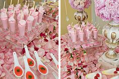 Nothing found for 2012 05 25 Desserts Gallery 1 Pink Sweets, Pink Desserts, Dessert Bars, Dessert Recipes, Food Tables, Food Displays, Brunch Ideas, Princess Birthday, Pastel Pink