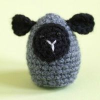 Amigurumi (TUTO FRANCAIS) agneau